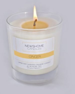 Ginger Candle