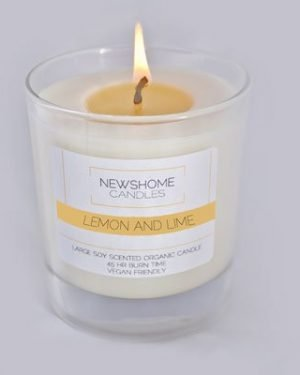 Lemon and Lime Candle