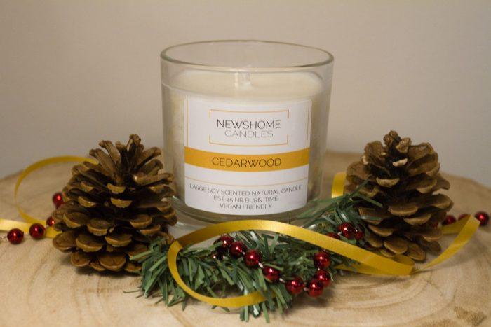 Cedarwood Candles