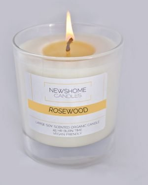 Rosewood Candle