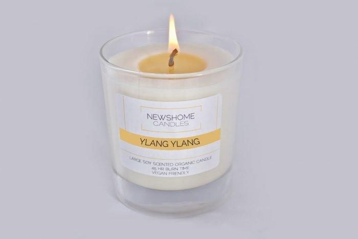 Ylang Ylang Candle